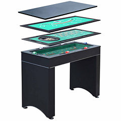 Hathaway Monte Carlo 4-In-1 Game Table