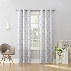 Mikko Grommet-Top Curtain Panel