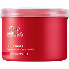 Wella® Brilliance Treatment - Fine to Normal - 16.9 oz.