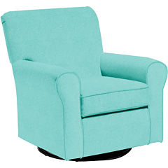 Best Chairs, Inc.® Modern Club Swivel Glider