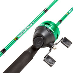 Wakeman Spincasting Combo Rod and Reel