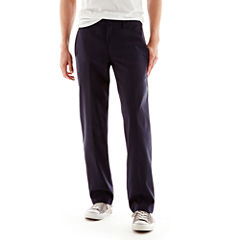 Dickies® Slim Straight Poplin Pants