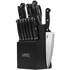 Ginsu® Essential Series 14-pc. Knife Set