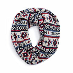 Muk Luks Freedom Loop Cold Weather Scarf