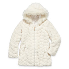 Gallery Midweight Puffer Jacket - Girls-Big Kid