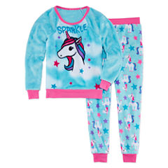 Jelli Fish Kids Twosie Set 2-pc. Pajama Set Girls