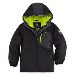 Weatherproof Heavyweight Vestee Jacket - Boys Big Kid