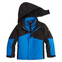 Weatherproof Systems Jacket - Boys Preschool 4-7