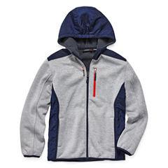 Reebok Midweight Sweater Jacket- Big Kid
