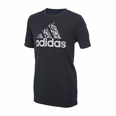 adidas Graphic T-Shirt-Big Kid Boys