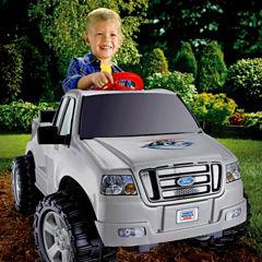 Mattel Fisher-Price Power-Wheels Ford F150