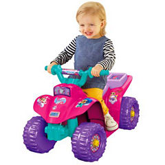 Fisher-Price Power-Wheels Nickelodeon Shimmer & Shine LilÂ' Quad Ride On