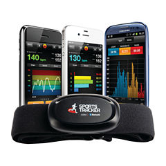 Sports Tracker Rechargeable Hr Monitor