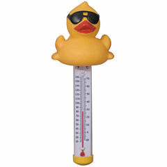 GAME Derby Duck Floating Pool & Spa Thermometer