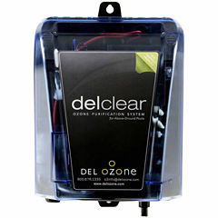 Del Ozone DelClear Ozone Purification System for Above Ground Pools
