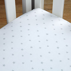 Crown Crafts Disney Crib Sheet