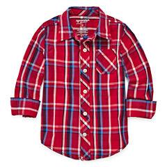 Arizona Long-Sleeve Woven Shirt