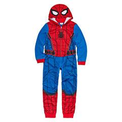 Spiderman Union Suit- Boys