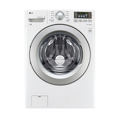 LG 4.5 cu.ft. Ultra-Large Capacity Front-Load Washer with Coldwash™ Technology