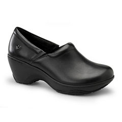 Nurse Mates® Bryar Leather Slip-On Shoes