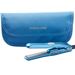 BaByliss Pro Mini Straightening Iron With Tote 1/2