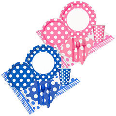 Boy Or Girl Dots Party Pack