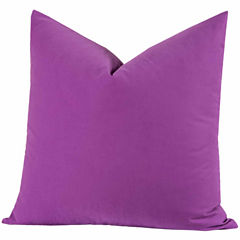 Crayola Vivid Violet Throw Pillow