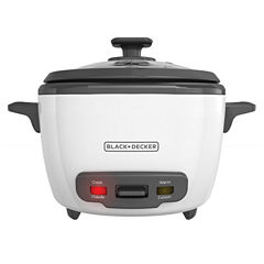 Black+Decker Rc516 Rice Cooker