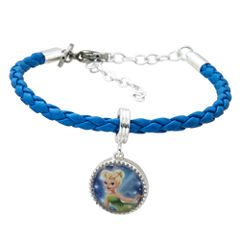 Disney Girls Disney Fairies Charm Bracelet
