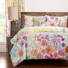 Siscovers Whimsical Wildflower Duvet Set