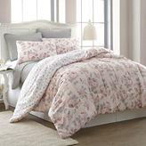 Pacific Coast Textiles Rosette 6-pc. Reversible Comforter Set