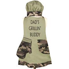 Kids' Dad's Grillin' Buddy 3-pc. Apron Set