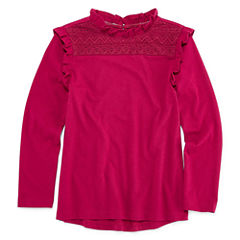Arizona Long Sleeve Blouse - Preschool Girls