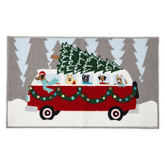 North Pole Trading Co. Caravan Rectangular Rug