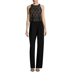 Scarlett Sleeveless Jumpsuit-Talls
