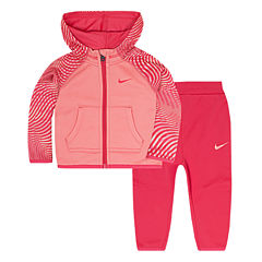 Nike 2-pc. Pant Set Girls