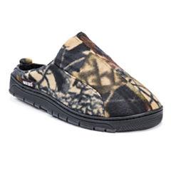 MUK LUKS® Camouflage Clog Slippers