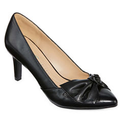 Andrew Geller Tudor Womens Pumps