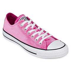 Converse Chuck Taylor All Star Velvet Womens Sneakers
