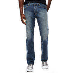 Arizona Flex Slim Straight Jeans