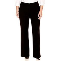 Worthington® Curvy Fit Trouser Pants (32