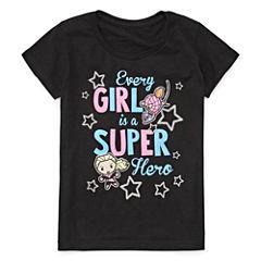 Marvel Graphic T-Shirt- Girls' 7-16