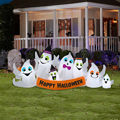 Ghost Party Scene Airblown