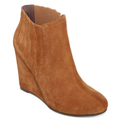 Restricted Westgate Wedge Booties