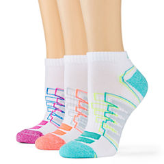 New Balance® 3-pk. Performance Low-Cut Socks
