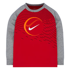 Nike N/A Graphic T-Shirt-Toddler Boys