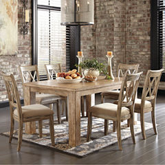 Signature Design by Ashley® Madison 7-Pc Dining Set