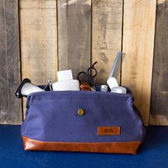 Personalized Travel Dopp Kit