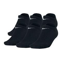 Nike® 6-pk. Cotton No-Show Socks