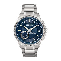 Citizen® Eco-Drive® Satellite Wave-World Time GPS Mens Watch CC3000-89L